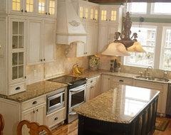 Carolina Beach Tradition traditional-kitchen