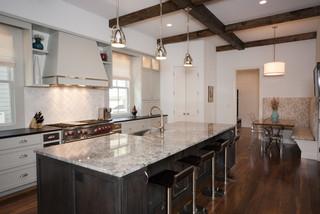 Carolina Kitchens Contemporary Kitchen Charleston By