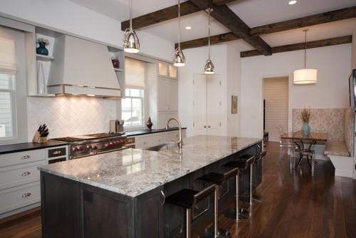 Carolina Kitchens contemporary kitchen