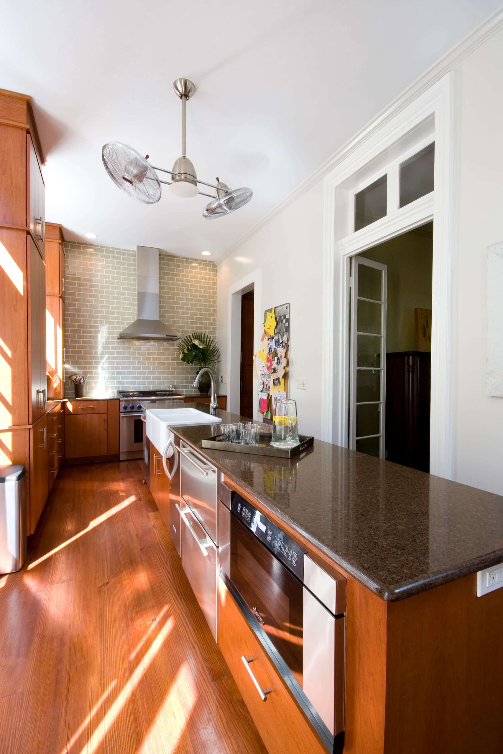 Kitchen Ceiling Fans Houzz