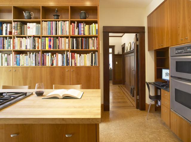 Caroline Street Residence modern-kitchen