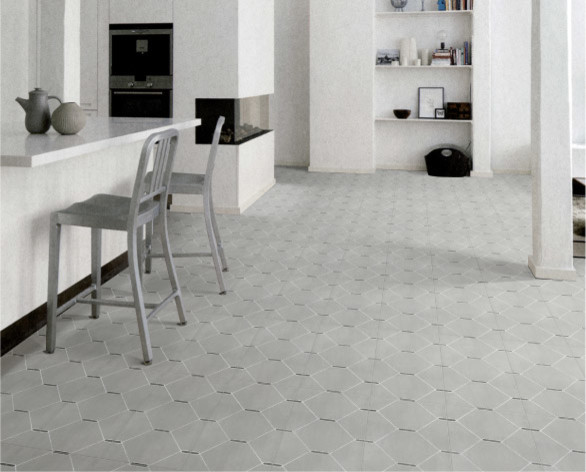 Carpet Tiles By 14 Ora Italiana Eclectic Kitchen