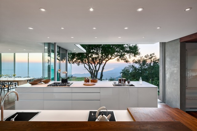 Carpinteria Foothills Residence Modern Kitchen