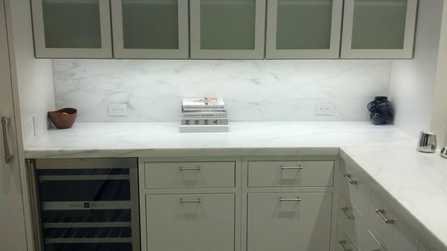 Carrara Marble Countertop And Backsplash Wall Slabs