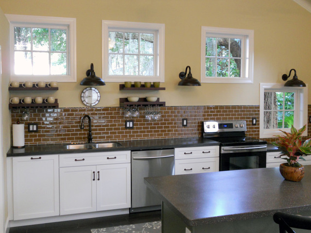 Carriage House traditional-kitchen