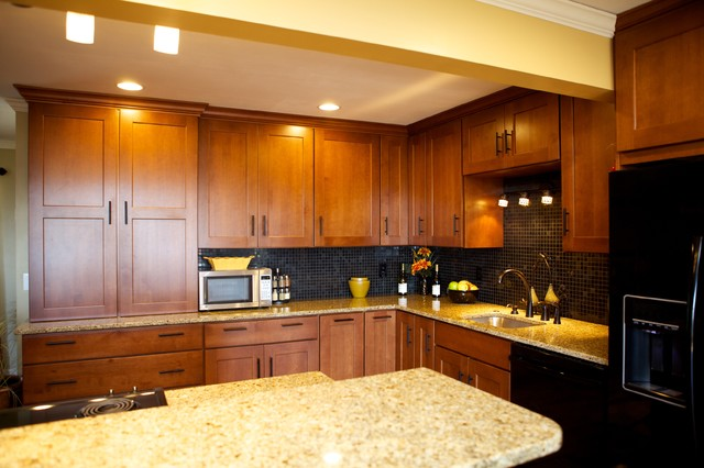 Carrie 39 S Kitchen Traditional Kitchen Other By