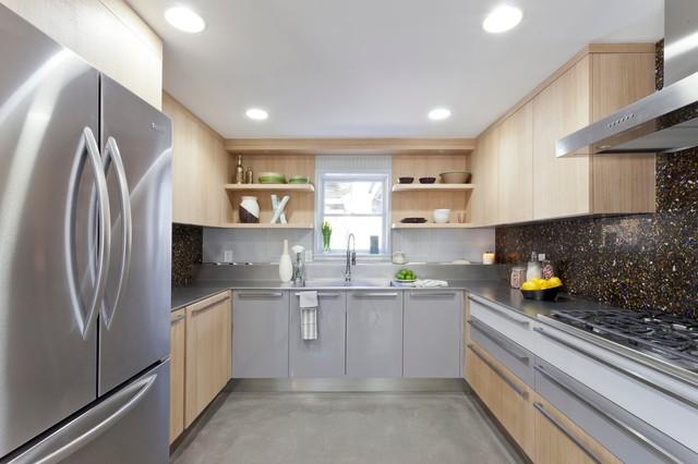 Carrino contemporary-kitchen