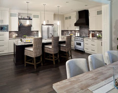 Carte Blanche - A custom home community in Coquitlam traditional-kitchen