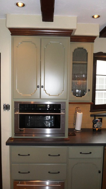Carthy Square traditional-kitchen