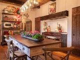 farmhouse kitchen Shop Houzz: Rustic Farmhouse Dining (97 photos)