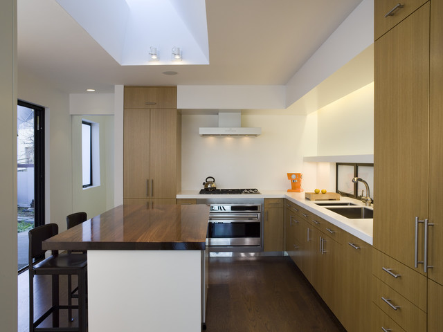 Cary Bernstein Architect Liberty Street Residence modern