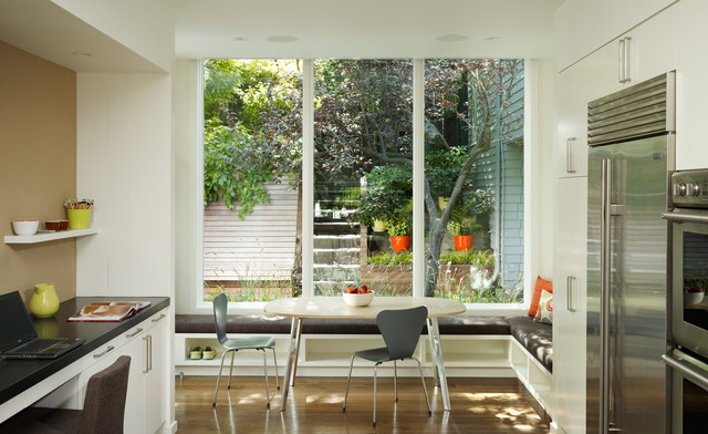 Cary Bernstein Architect Potrero House modern kitchen