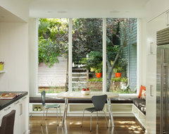 Cary Bernstein Architect Potrero House transitional-kitchen