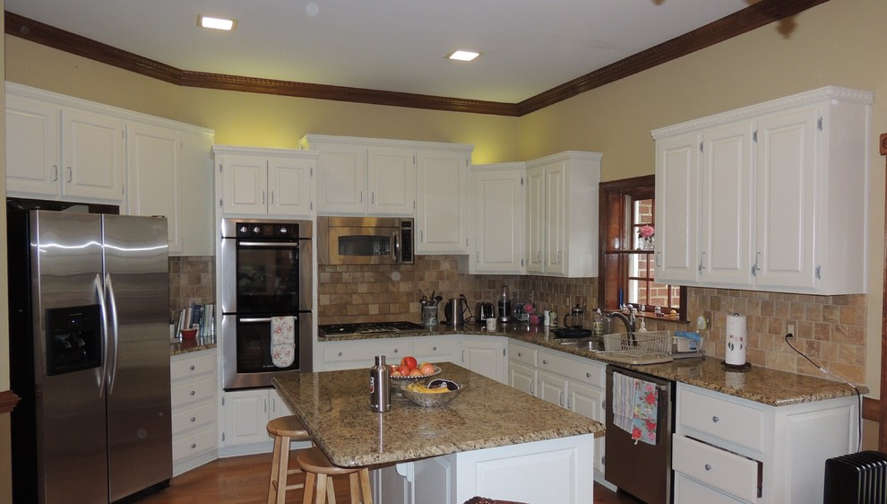 Cary Nc Kitchen Cabinets And Knobs Traditional Kitchen Richmond By Tc Artworks Inc
