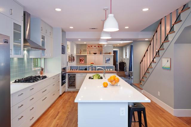 Casa Corbino contemporary-kitchen