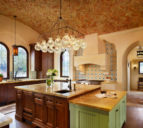 Tuscan Kitchen - Color Scheme