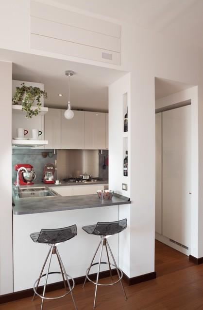 Come Arredare Una Casa Di 60 Mq. Elegant Come Arredare Un Open Space ...