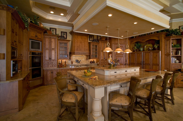 Casa Paralea Traditional Kitchen Other Metro By