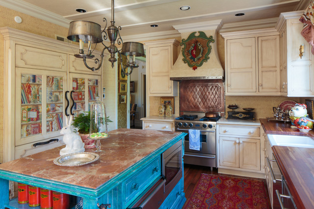 Casa Real Knoxville Tn For Todd Richesin Interiors Mediterranean Kitchen Other Metro