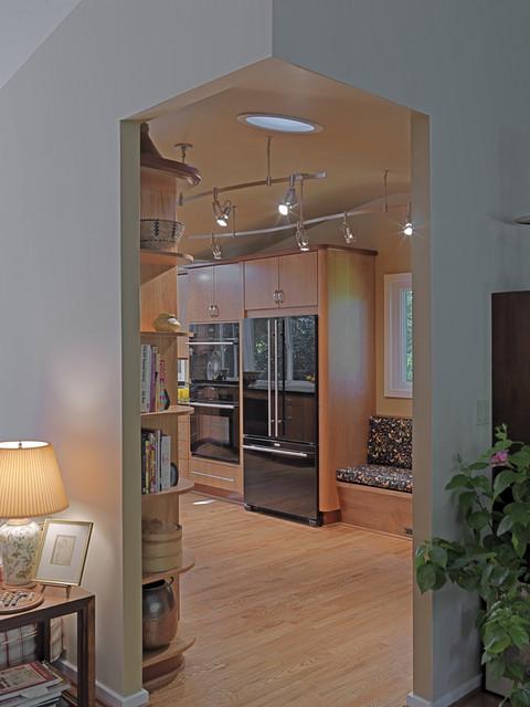 Case Design/Remodeling, Inc. eclectic-kitchen