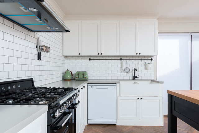 Kitchen Sinks Canberra : Casey Kitchen Project - Eclectic - Kitchen - canberra - queanbeyan ...