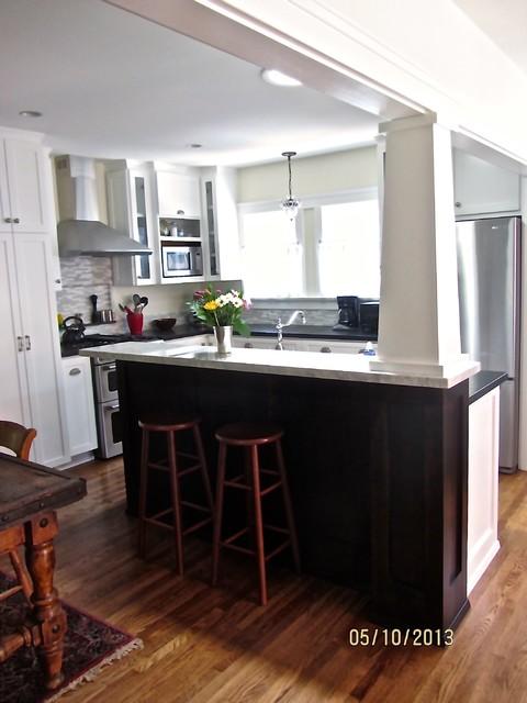 Cash-Payne Renovation traditional-kitchen