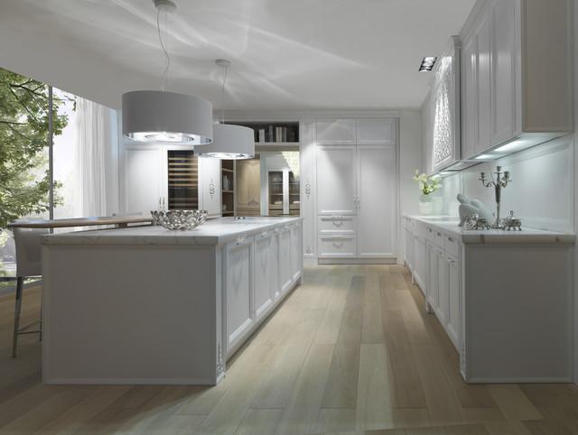 castagna princess kitchen traditional kitchen brisbane by wokai design. Black Bedroom Furniture Sets. Home Design Ideas
