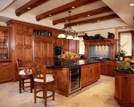 Castello Sul Lago mediterranean-kitchen