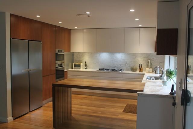 Castle Hill Modern Kitchen Sydney By Kitchens