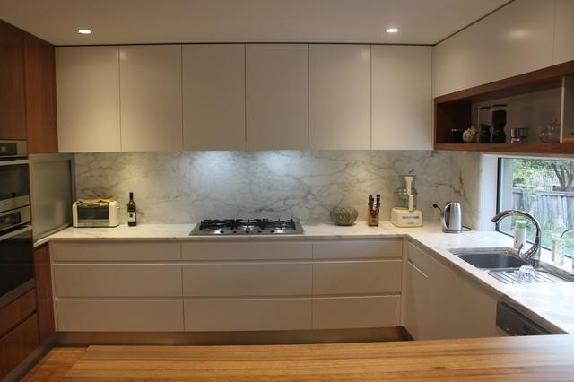 Castle Hill Modern Kitchen Sydney By Kitchens By