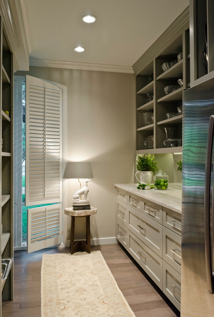 Castle Hills Kitchen, Breakfast, Pantry, and Laundry in San Antonio Texas transitional-kitchen