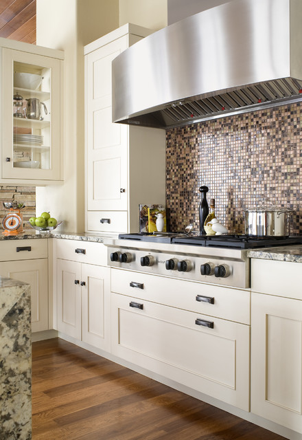 Castle Pines contemporary-kitchen