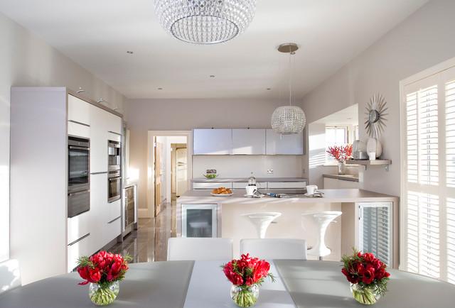 Castlebellingham contemporary-kitchen