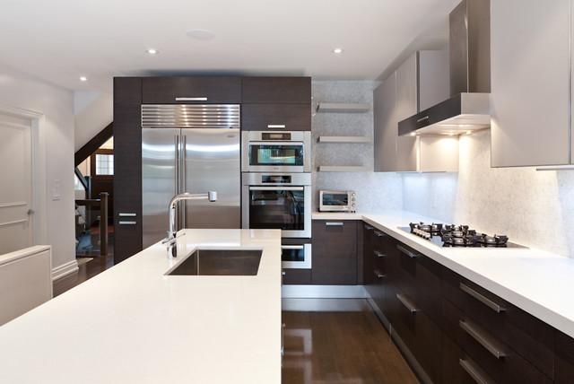 Castlefield Scavolini Kitchen Contemporary Kitchen