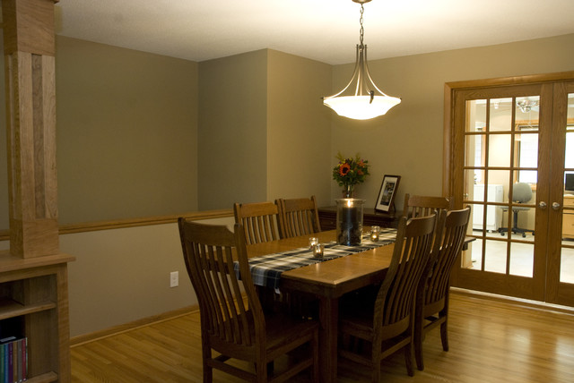 Casual dining and kitchen for Casual kitchen dining