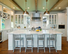 Casual Luxury traditional-kitchen