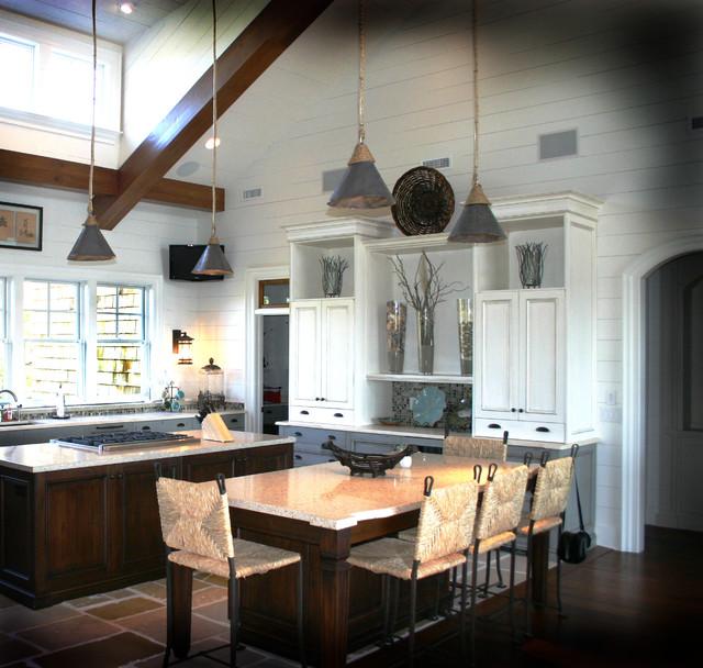 Catalyst Architects, LLC beach-style-kitchen
