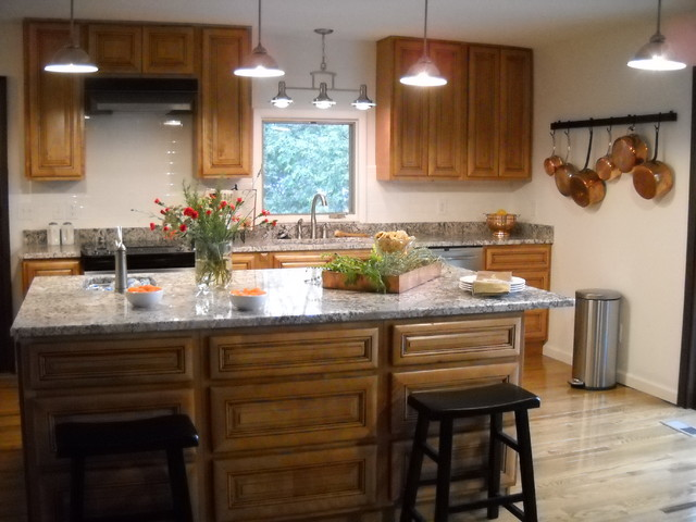 Cates Job traditional-kitchen