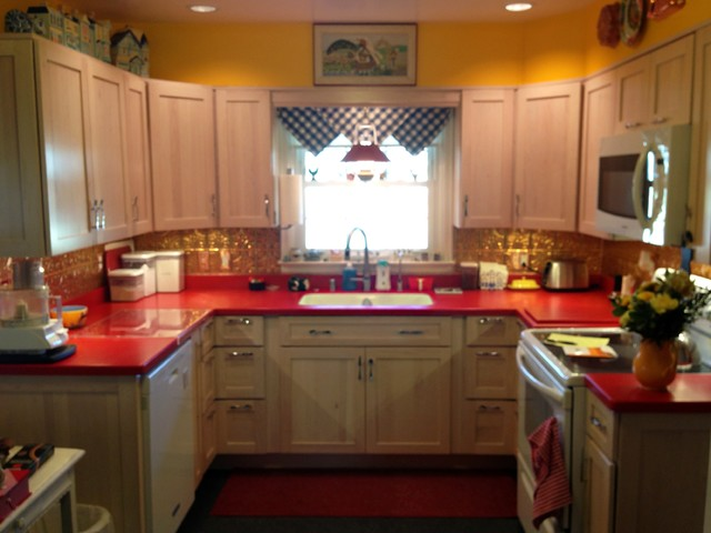 Cathy's Kitchen - Contemporary - Kitchen - louisville - by Logan Hanes