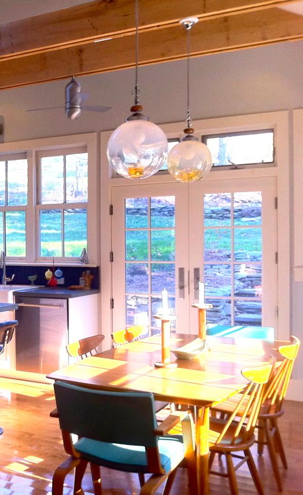 Catskill Mountain House Addition: Kitchen