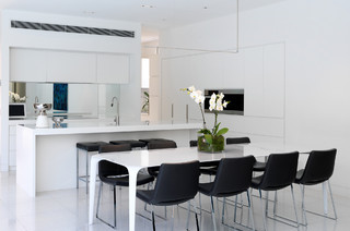 Caulfield Home Contemporary Kitchen Melbourne By
