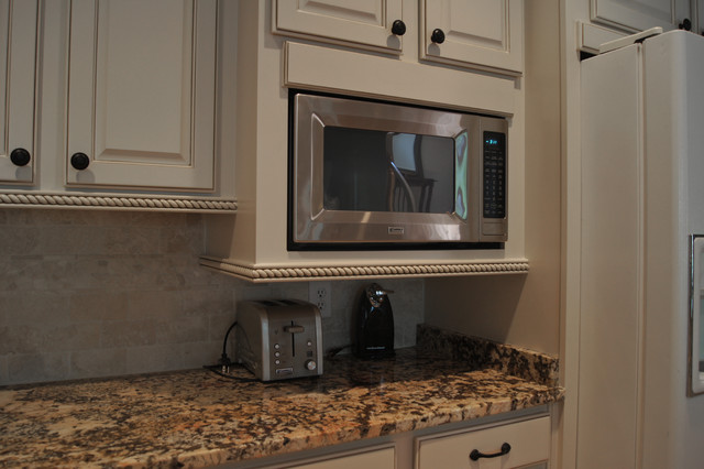 Ccff Before And Afters Traditional Kitchen Atlanta By