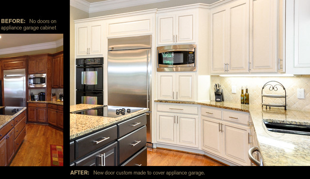 """CCFF """"Before & Afters"""" traditional-kitchen"""
