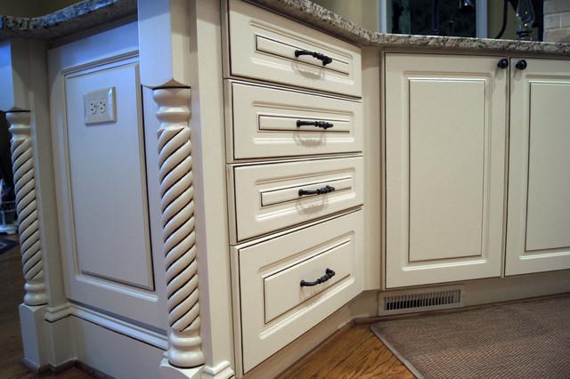 Ccff kitchen cabinet finish ii traditional kitchen