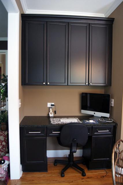 CCFF Kitchen Cabinet Finish II traditional-kitchen