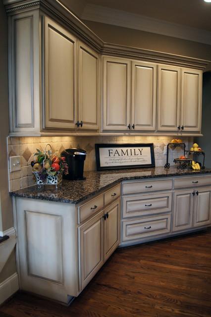CCFF Kitchen Cabinet Finish II - Traditional - Kitchen ...