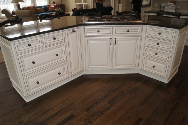 Ccff Kitchen Cabinet Finishes Traditional Kitchen Atlanta By