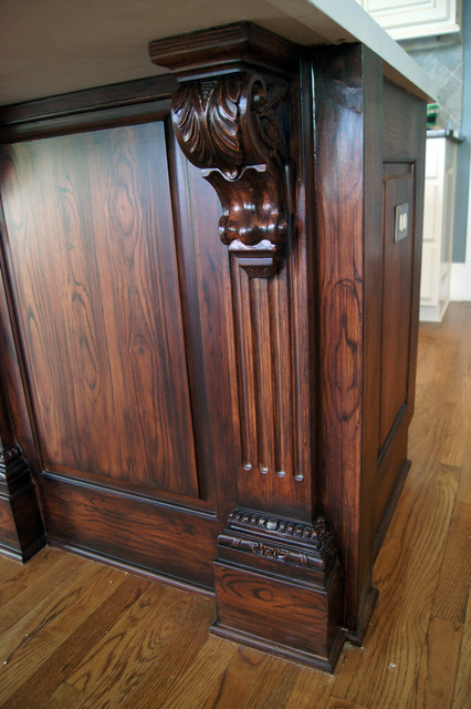 CCFF Kitchen Cabinet Finishes - Traditional - Kitchen - Atlanta - by Creative Cabinets and Faux ...
