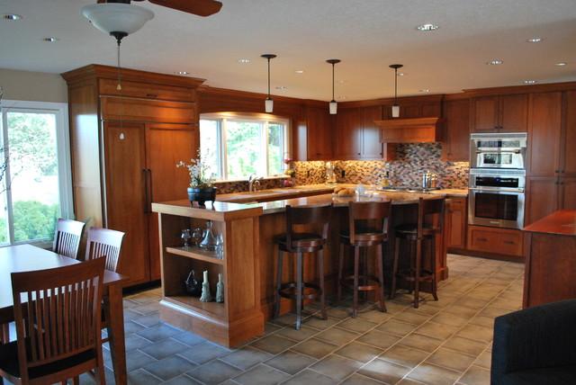 Cedar Hills Remodel kitchen