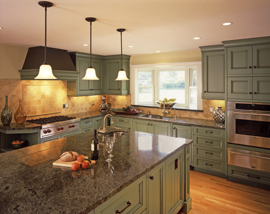 painting kitchen backsplash cedar path home 1394